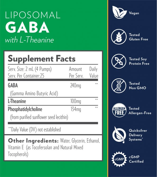 GABA L-Theanine