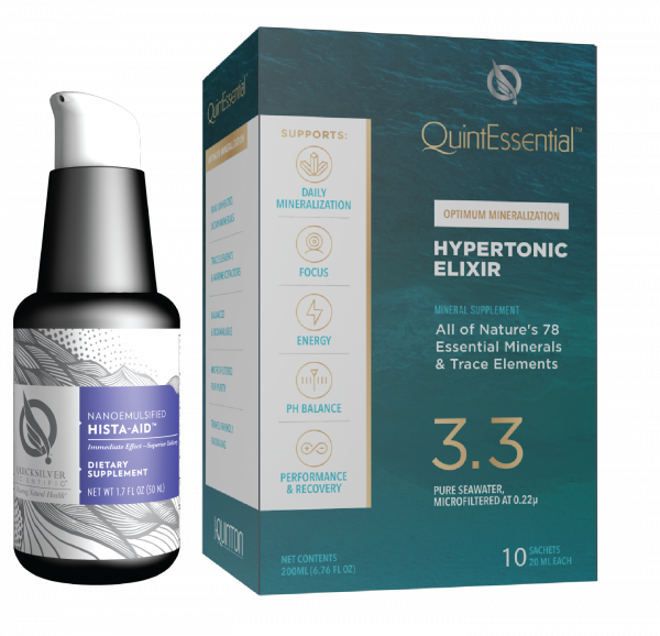 HistaAid and QuintEssential Bundle