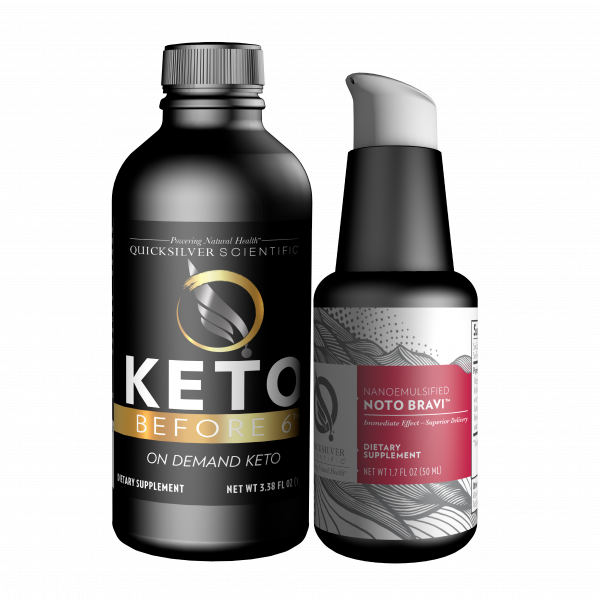 Keto Focus Bundle
