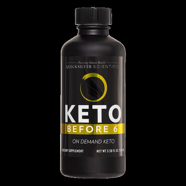 Keto Before 6 100ml