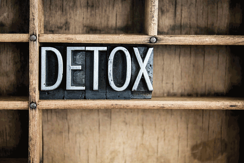 Metals-Detoxification