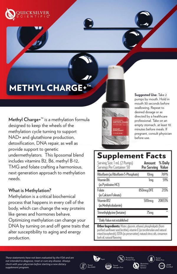 Methyl Charge+™