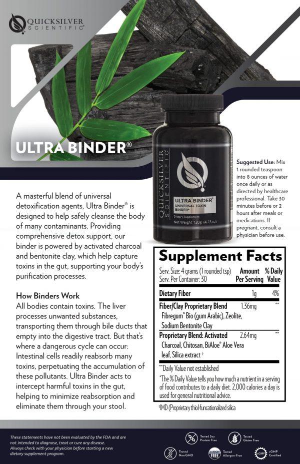 Ultra Binder®