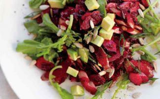 beet detox salad
